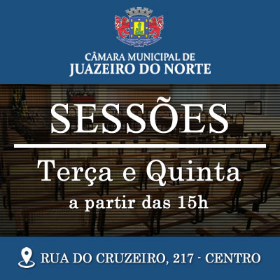 C�mara de Juazeiro do Norte